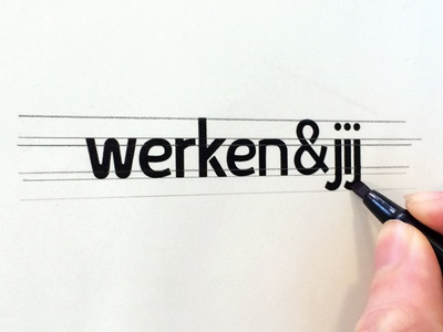 Werken&Jij | Branding
