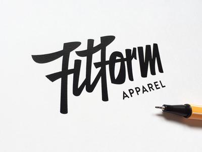 FitForm Apparel | Logo/Custom Lettering