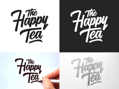 The Happy Tea | Logotype