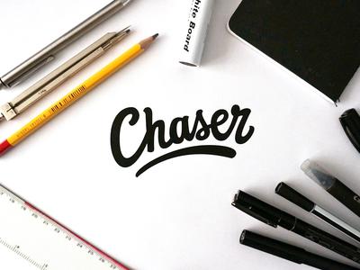 Chaser | Logo