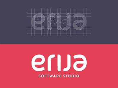 Erija - Software Studio (Ambigram)