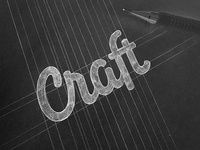 Craft, the sketch.