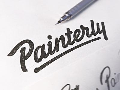 Painterly - Sketch