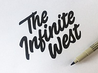 The Infinite West - Sketch