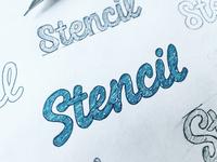 Stencil - Process