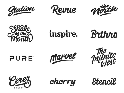 A second year. custom type script branding identity font hand lettering logo logotype typography calligraphy sketch brush