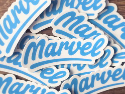 Marvel Stickers (Giveaway)
