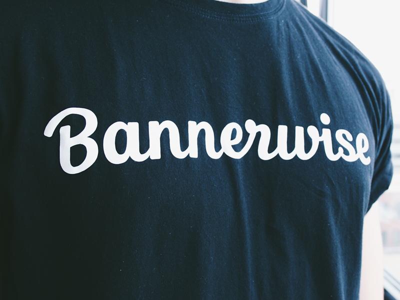 Bannerwise tshirt