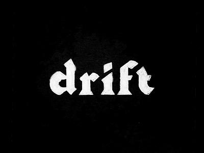 Blackletter Exploration. branding font lettering logotype logo sans serif logodesign letter