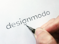 Sketching the new Designmodo.