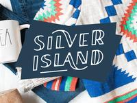 SILVER ISLAND - Cover