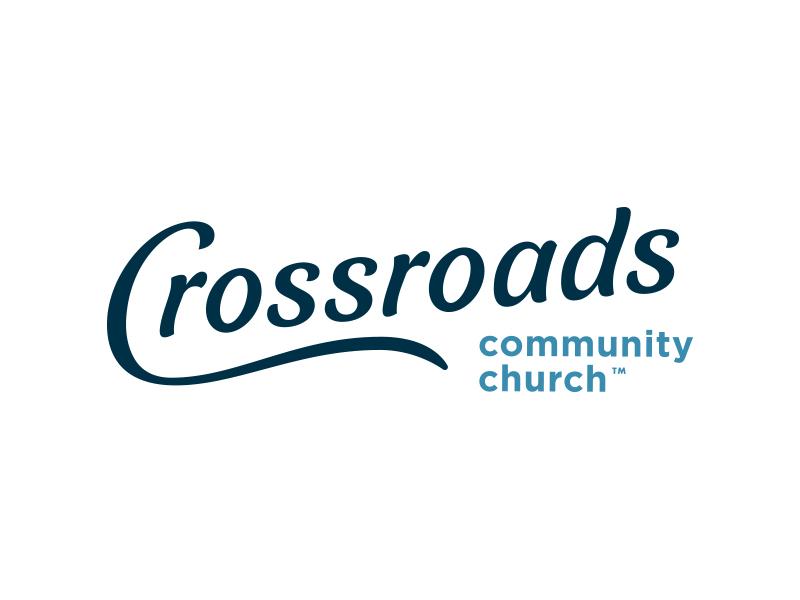 Crossroads branding font lettering logotype logo sans serif logodesign letter