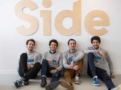Thumbs up from Side. merchandise shirt t-shirt branding logotype logo sans serif logodesign