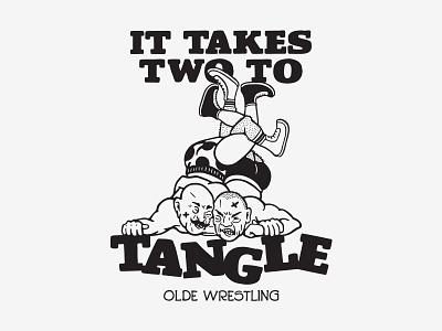 Olde Wrestling Shirt Design apparel apparel design strongman mustache wwf pro wrestling olde wwe wrestler wrestling wrestle vintage shirt design