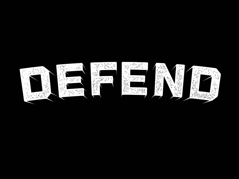 defend by justin nottke dribbble dribbble