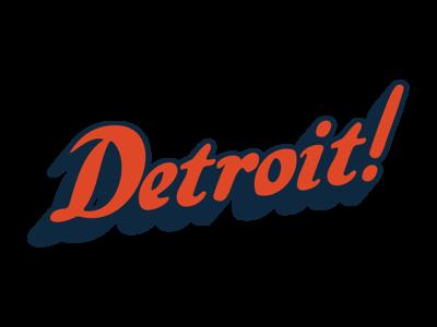 Detroit!