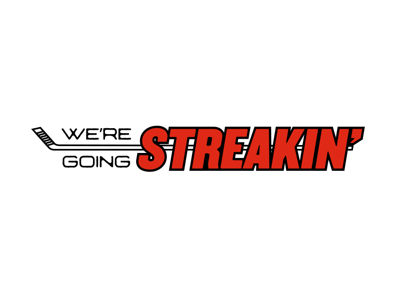 Streakin' sports win streak blue jackets nhl columbus ohio hockey