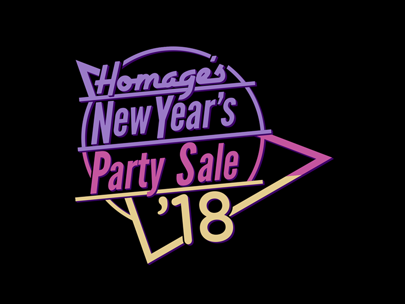 New Year Party geometric neon light 80s neon homage sale new years eve rockin eve dick clark 2018 new year