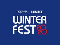 Winter Fest logo concept