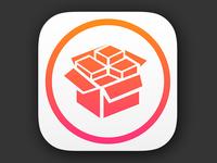 Cydia iOS7 icon Redesign