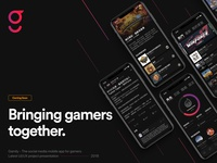 Gamily - The social media for gamers