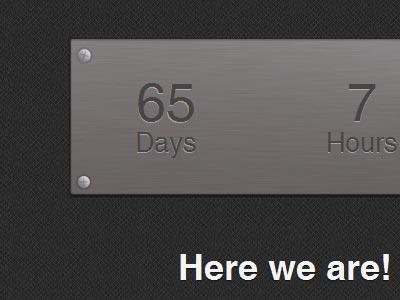 Countdown starting... fun project invenio design mystery box graphic design