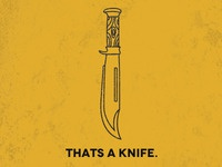 that's not a knife.