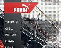 Puma  Volvo ocean race website