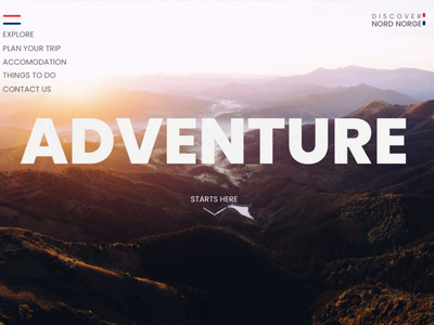 Travel Experience Website fullscreen webdesign travel travel agency microinteraction contact us contact form uiux ui