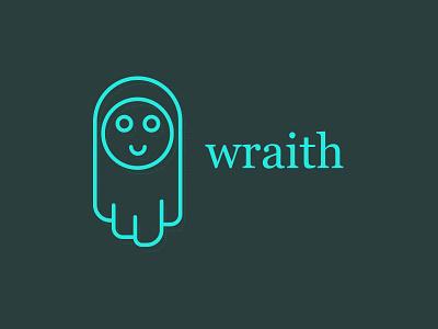Wraith wraith ghost logo icon illustration