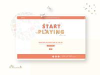 Start Playing Webdesign