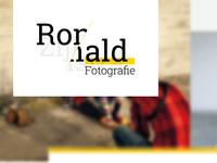 Logo for Ronald Zijlstra Photography