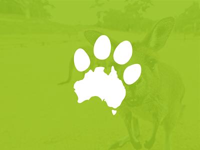 Saving Australia's Wildlife fundraising bushfires nature icon logo branding fundraiser charity australia