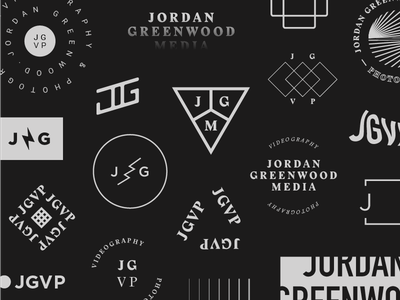 Abandoned brand ideas film photographer logotype logomark mark logo branding crest brand unsuccessful rejected failed