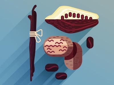 Chocolat vector chocolat illustration
