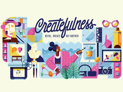 Adobe Createfulness