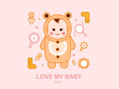 LOVE MY BABY