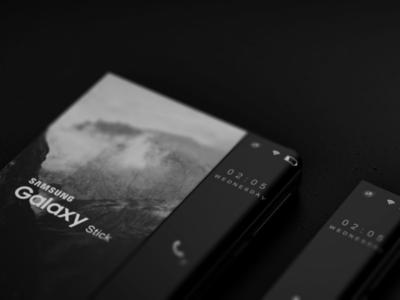 Samsung galaxy stick concept