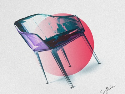 Classic chair illustrations_ 3