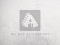 New Althemist logotype
