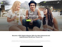 Koda WordPress Theme *LIVE version