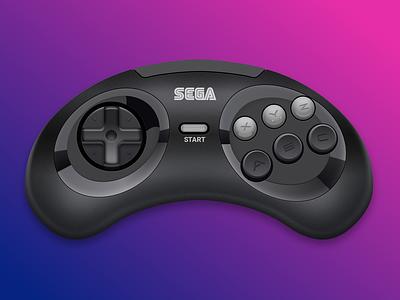 Sega Controller figma sega