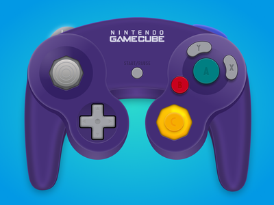 GameCube controller gamecube figma