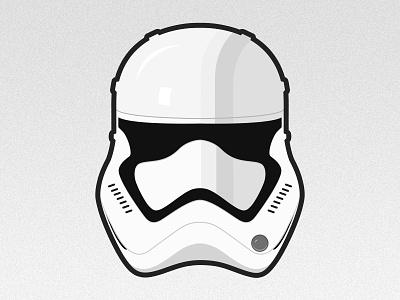 Stormy Trooper wars star