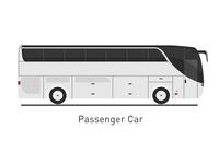 Passenger Car — Icon