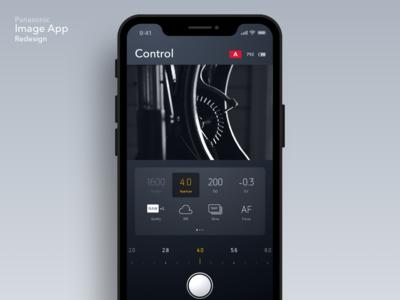 Camera Remote Control App