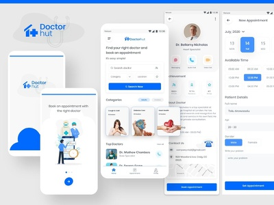 online doctor appointment booking app