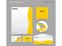 Corporate Business Kit(Retouch)