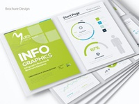 Brochure Design Mock Up
