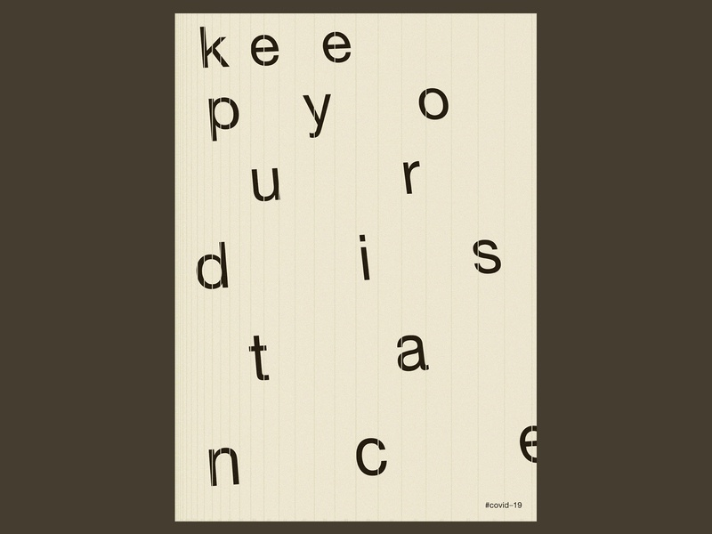 Keep Your Distance #2